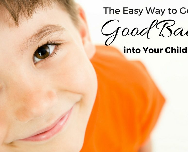 The Easy Way to Get Good Bacteria into Your Child's Gut {+ a Giveaway!}
