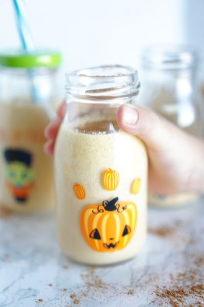 Pumpkin Smoothie Recipe | GAPS + AIP + Paleo | The Family That Heals Together