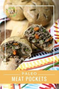 Paleo Meat Pockets from The Paleo Kids Cookbook   The Family That Heals Together