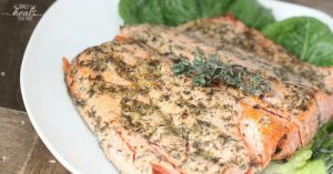 Picture of Cooked Salmon