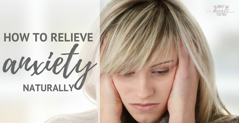 How to Reduce Anxiety Naturally- I'm No Superwoman | The Family That Heals Together