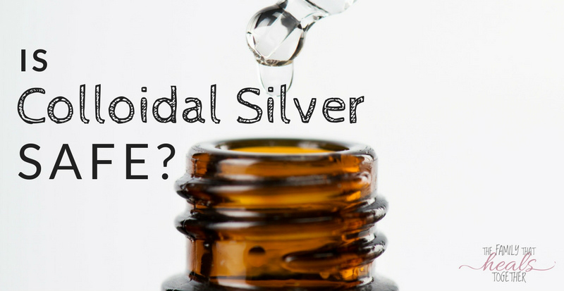 Colloidal Silver Benefits: Fact or Fiction? | The Family That Heals Together
