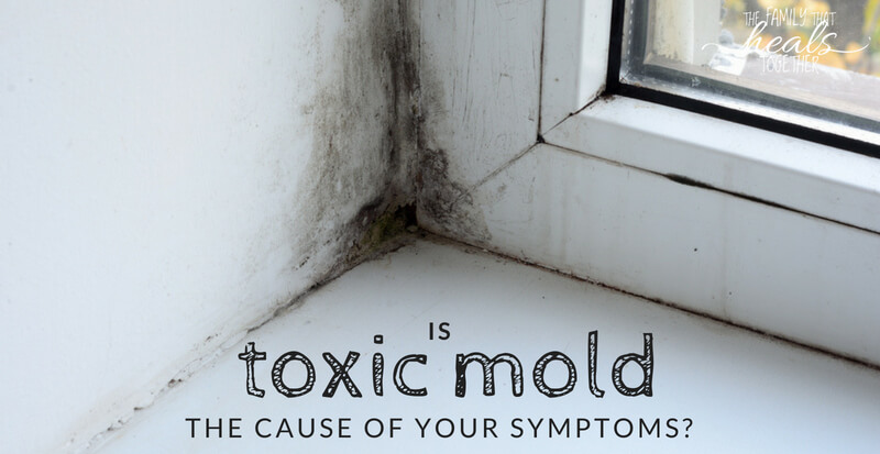 Are These Toxic Mold Symptoms Keeping You Up At Night The Family That Heals