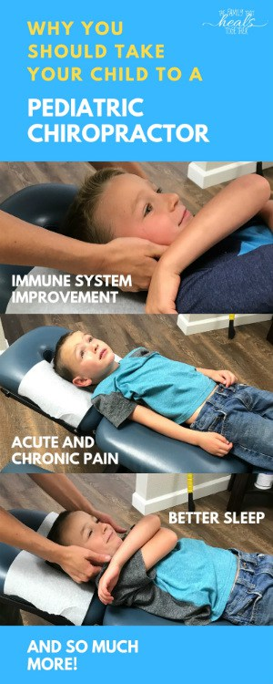 Why You Should Take Your Child to a Pediatric Chiropractor | The Family That Heals Together