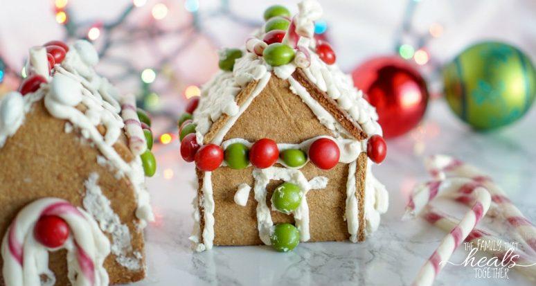 Paleo Gingerbread House Recipe