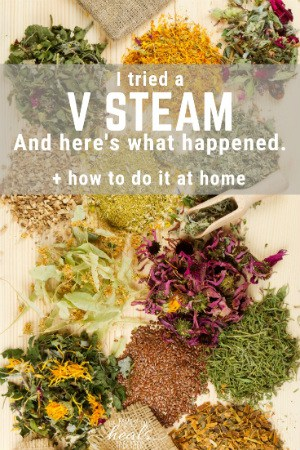 I Tried a V Steam & Here's What Happened | The Family That Heals Together