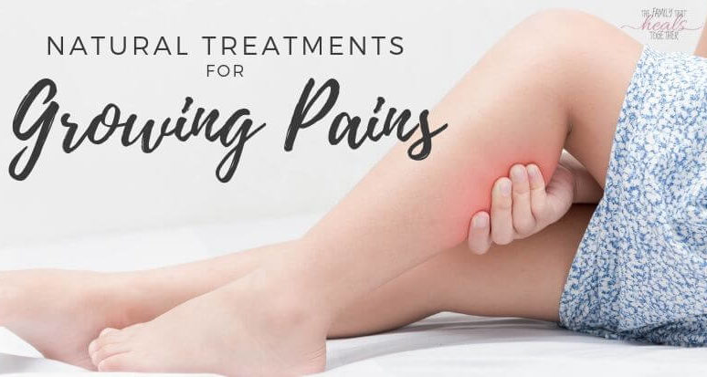 Natural Treatments for Growing Pains