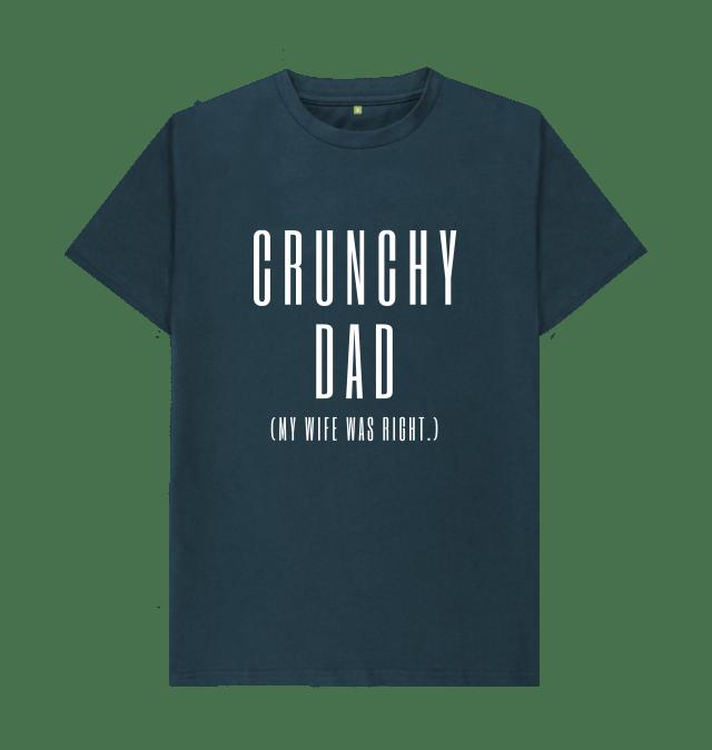 Crunchy Dad T-shirt