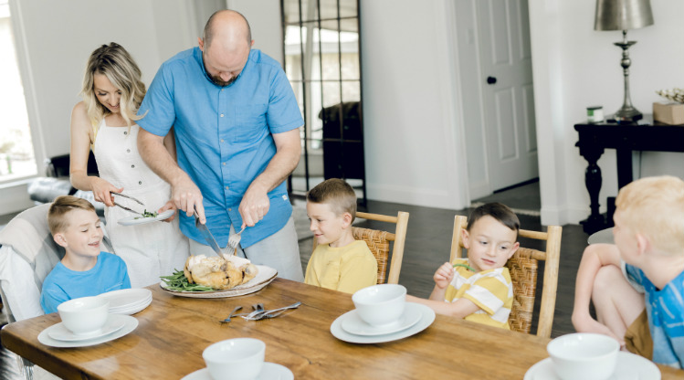 Recipe | The Family That Heals Together